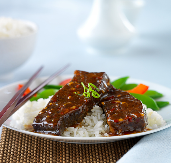 Asian Sweet and Spicy Ribs