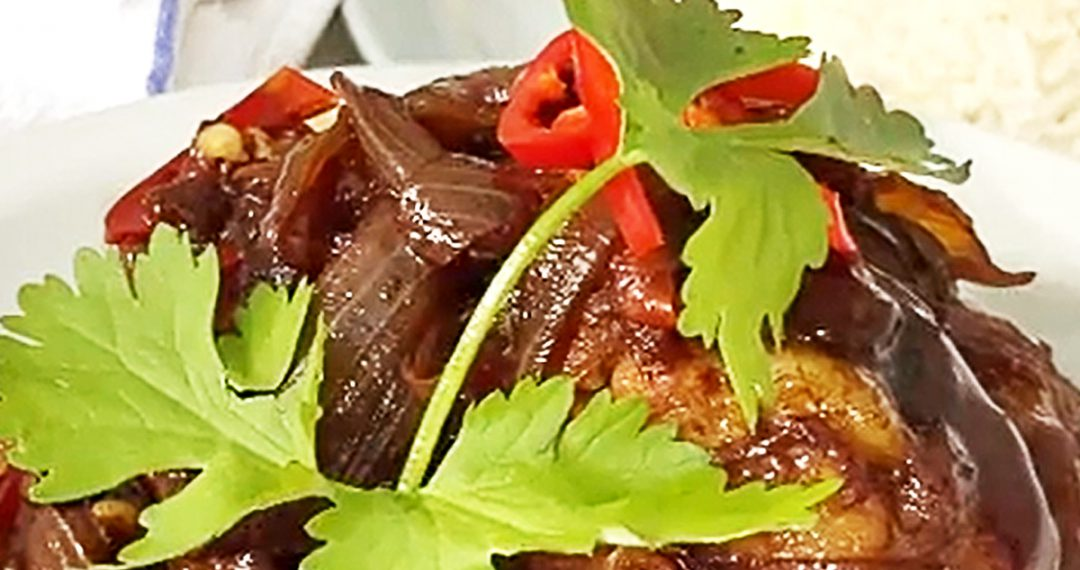 Reenie Poh Ayam Tempra