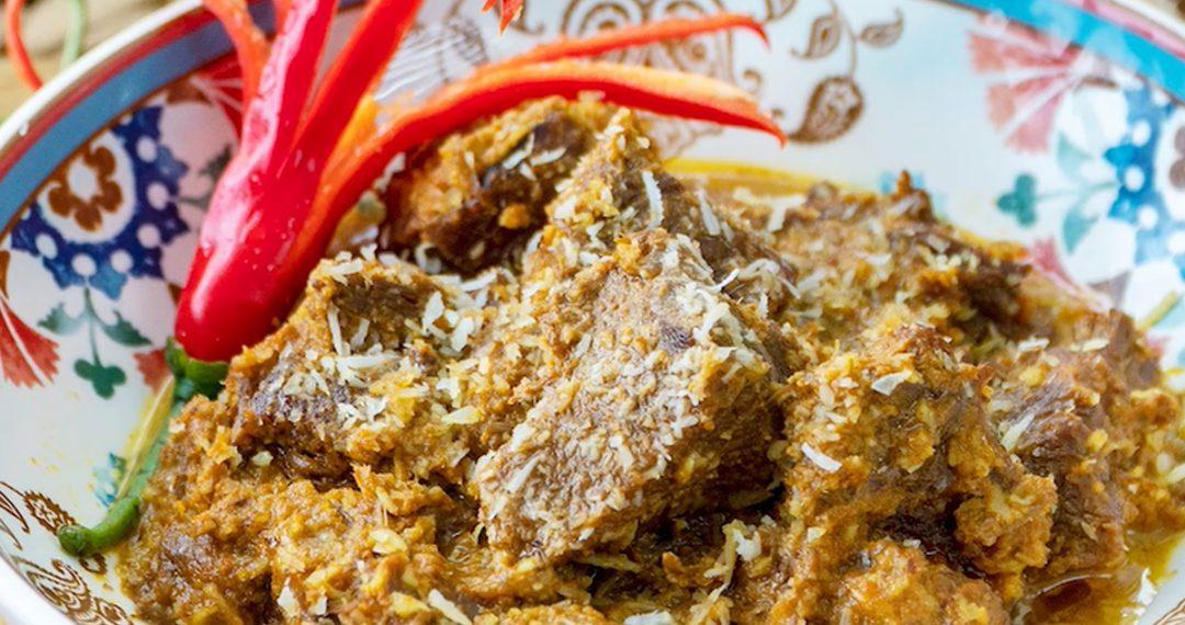 The MeatMen Instant Pot Beef Rendang