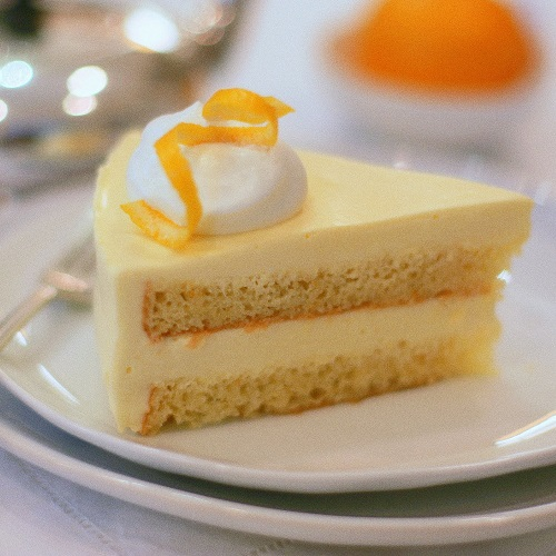 Light Orange Cake